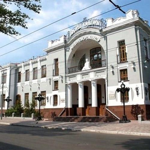 ДКЖ/ Дворец культуры железнодорожников